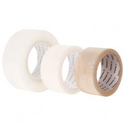 Cinta de Embalaje Transparente, 40m ancho 48mm Adhesico acrilico Espesor 0.050mm, CTR-40 12551 Truper