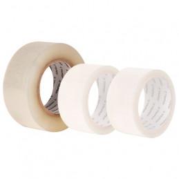 Cinta de Embalaje Transparente, 150m ancho 48mm Adhesico acrilico Espesor 0.050mm, CTR-150 12557 Truper
