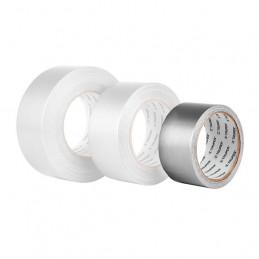 Cinta Ducte Tape 10m Ancho 48mm Espesor 0.16mm, Elongacion 10%, Resistente a Temperaturas, CDU-10P 20528 Pretul