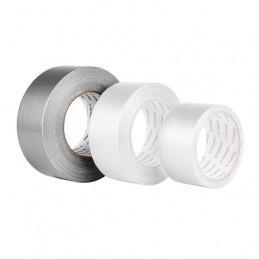 Cinta Ducte Tape 50m Ancho 48mm Espesor 0.16mm, Elongacion 10%, Resistente a Temperaturas, CDU-50P 20530 Pretul