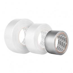 Cinta Ducte Tape 10m Ancho 48mm Espesor 0.27mm, Elongacion 10%, Resistente a Temperaturas, CDU-10XX 10932 Truper