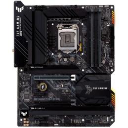 Motherboard Asus TUF Gaming Z590-PLUS WIFI, LGA1200, Intel Z590, DDR4, LAN, WiFi, USB.