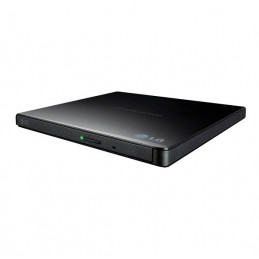 DVD SuperMultil LG GP65NB60, externo, 8X, USB 2.0.