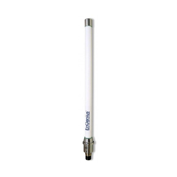 EnGenius - EAG-2408, Outdoor 2.4GHz 8dBi Omni Antenna with N-Female