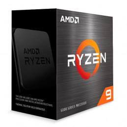Procesador AMD Ryzen 9 5900X, 3.70GHz, 64MB L3, 12 Core, AM4, 7nm, 105W