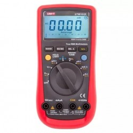 Multimetro Digital UNI-T UT-61D TRMS ACDC 750/1000v 10A Resistencia Capacitancia Fr