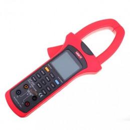 Pinza Amperimetrica Vatimetrica UNI-T UT-233 AC600V 1000A 20-500Hz