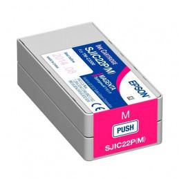 Cartucho de Tinta EPSON color Magenta para impresoras Epson TM-C3500