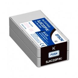 Cartucho de Tinta EPSON color negro para impresoras Epson TM-C3500