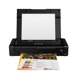 Impresora Portatil de tinta Epson WorkForce WF-100, WiFi, USB