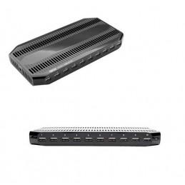 Estacion de carga Tripp-Lite U280-010-ST, 10 puertos USB, 5V 2.4A