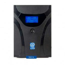 UPS Interactivo Elise Fase, AUR-1500-LCD-USB, 1500 VA / 900 W, Puerto inteligente USB-HID.