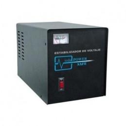 Estabilizador Elise Ieda Poder Safe LCR-15, Solido, 1.5kVA, 220VAC, 4tomas