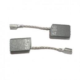 Escobillas Carbones GWS 5-6-100/115/125 TWS 670/6000/6200/6600/6700, Bosch 1619P07571