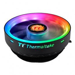 Enfriador de CPU Thermaltake UX100 ARGB Lighting, Compatible con AMD/Intel.