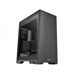 Case Thermaltake S500 Tempered Glass Mid-Tower Chassis CA-1O3-00M1WN-01