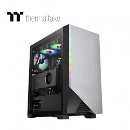 Case Thermaltake H550 TG ARGB Mid-Tower Chassis CA-1P4-00M1WN-00