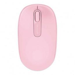 Mouse Inalambrico Microsoft Mouse 1850 Mobile U7Z-00028 Pink