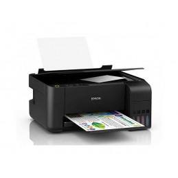 Multifuncional de tinta Epson EcoTank L3210, Imprime Escanea Copia USB