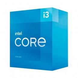 Procesador Intel Core i3-10105, 3.70 / 4.40 GHz, 6 MB Caché L3, LGA1200, 65W, 14nm