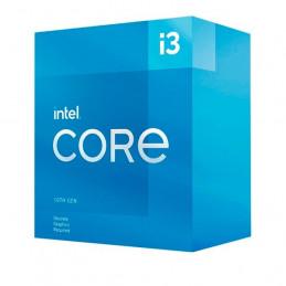 Procesador Intel Core i3-10105F 3.70 / 4.40 GHz, 6 MB Caché L3, LGA1200, 65W, 14nm