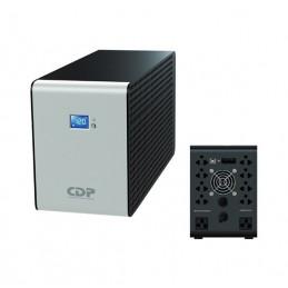 UPS CDP R-Smart 2010i, interactivo, 2000VA, 1200W, 220V, 10 tomacorrientes