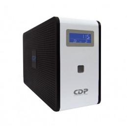 UPS CDP R-Smart 751i, interactivo, 750VA, 350W, 220V, 10 tomacorrientes