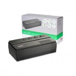 UPS APC BV650I-MS, línea interactiva, AVR, 650VA, 375W, 230VAC