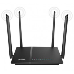 Router Inalambrico D-Link MESH AC1200, Tecnologia MU-MIMO, Dual Band, Encriptacion WPA3