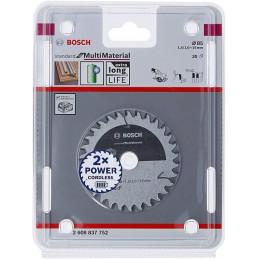 Discos de sierra Standard 85mm x15x1.5mm Multimaterial , Bosch 2608837752