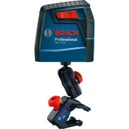 Nivel de Lineas Laser GLL 2-12 12m 2Lineas Rojas, Bosch 0601063BG0