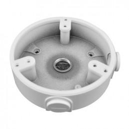 Caja de Paso y Conexiones Aluminio, 3 Ejes compatible IPC-HDBW2231/2431/2831R-ZAS, Dahua PFA137
