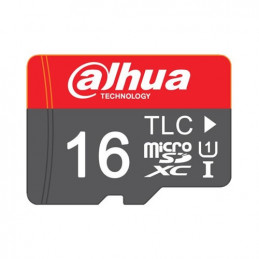 Memoria Micro SD 16GB, CLASE 10, UHS-I, Dahua PFM110
