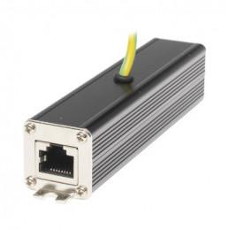 Protector Sobretensiones POE 10GBE Interior 802.3AB/BZ/AN, Siklu AX-SRG-10G