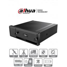 Grabador XVR Vehicular Dahua MXVR4104-GFW 4CH HDCVI/HDTVI/AHD/CVBS
