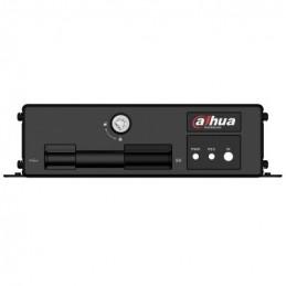 Grabador XVR Vehicular Dahua MXVR1004 HDCVI FHD Conector Aviador 4CH FD H.265