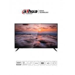 "Monitor 42.5"" FHD HDMI VGA USB Speaker, Dahua LM43-F200"