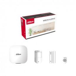 Kit de Alarma Soporta Hasta 150Dispositivos 2.4G/5G, Dahua ART-ARC3000H-03-W2