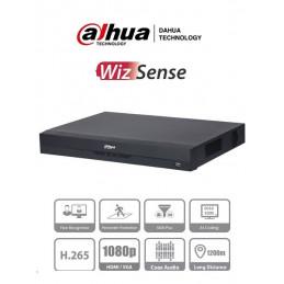 Grabador XVR Dahua XVR5216AN-4KL-I2 HDCVI 16CH 4KL 2HDDHasta10TB, SMD/FR