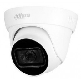Camara Domo IP Dahua IPC-HDW3241TM-AS-0280B FHD 2.8mm IP67 IR50m con Inteligencia Artificial