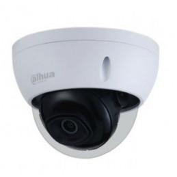 Camara Domo IP Dahua IPC-HDBW1431E-0280B-S4 Lite 4MP 2.8mm WDR H.265+/H.265/H.264+/H.264 IR30m IP67 IK10 POE