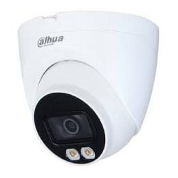 Camara Domo IP Dahua IPC-HDW2239T-AS-LED-0280B-S2 2MP WDR IP67 Luz Led 30m 2.8mm IP67 POE