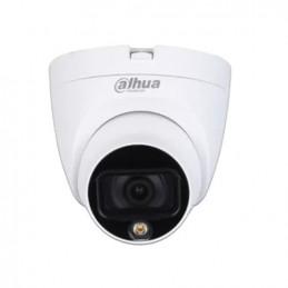 Camara Domo Dahua HAC-HDW1209TLQ-LED-0280B 2MP 2.8mm Luz Led 20m IP67