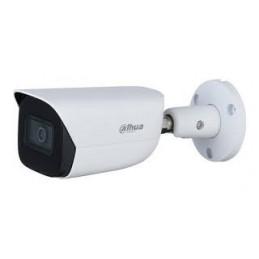 Camaras Bala IP Dahua IPC-HFW3249E-AS-LED-0360B FHD 3.6mm con Mic Alarma IP67 Luz Led 30m