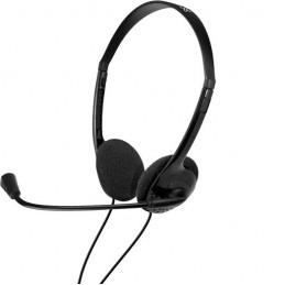Auriculares On-ear Klip Xtreme KSH-290 Sekual con micrófono y cápsula de mando