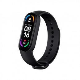 Reloj Inteligente Mi Smart Band 6 Rastreador de actividad con banda TPU, Xiaomi 32093
