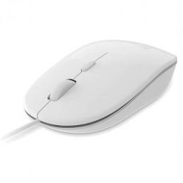 Mouse USB Klip Xtreme KMO-201WH 1600dpi 4Botones