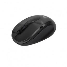 Mouse Inalambrico Klip Xtreme KMW-330BK Vector 1600dpi 6Botones 2.4GHz