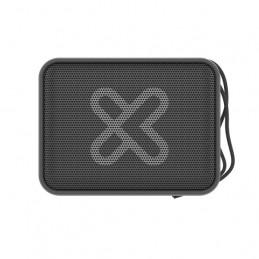 Parlante Inalambrico Klip Xtreme TWS KBS-025GR Nitro 20h TWS con Mic Bluetooth5.0 IPX7 Gris