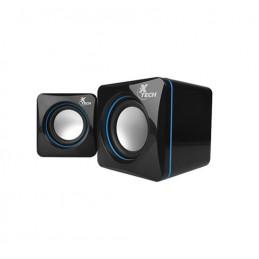 Parlante Xtech XTS-110 5W 3.5mm Alimentacion USB Negro